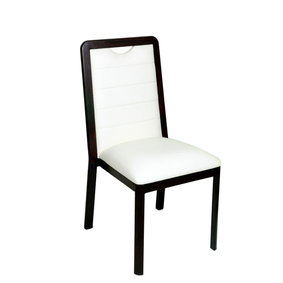 Phoebe Woodluminum Stack Chair