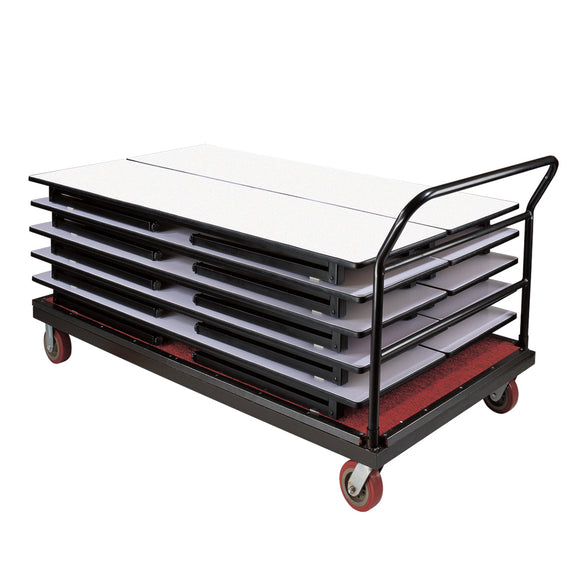 Rectangle Table Cart