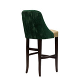 Wyoming Upholstered Full Stool