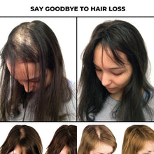 Load image into Gallery viewer, Easy Wear Silky Clip On Straight Hair Topper