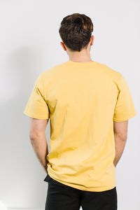 New City S/S Tee / Dusty Amber