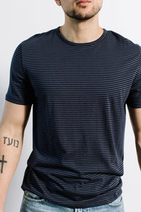Striped T-Shirt / New Coastal