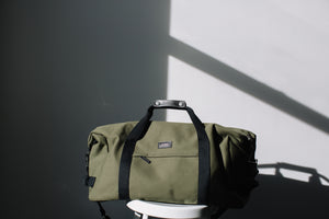 Norfolk Hold All Duffle / Olive