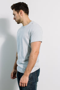 Classic Tee / Pale Blue