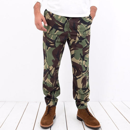Engineered Workwear Chino / Camo