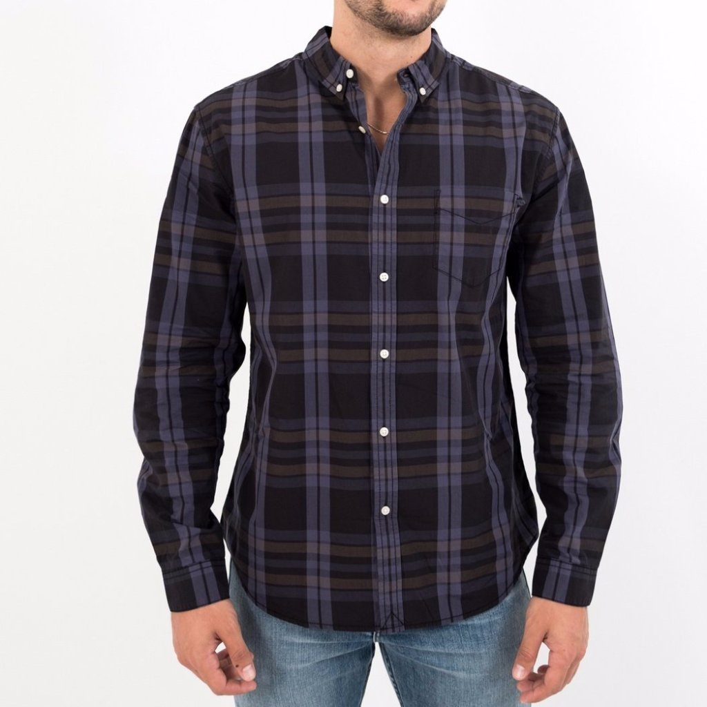 Berkeley Shirt / Black