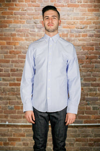 Perfect Oxford Shirt Blue