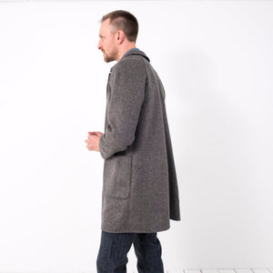 Reversible Walking Coat / Grey