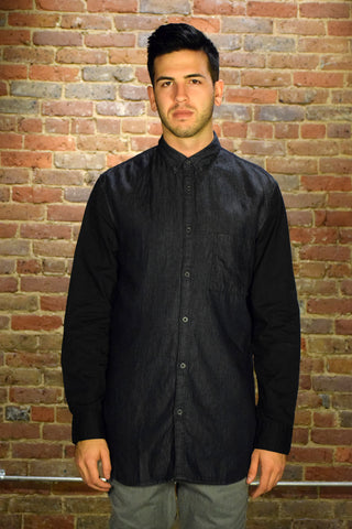 Seven Ft Shirt Indigo/Black