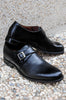 Luke Monkstrap / Black Calf