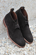 Marcus Boot / Chocolate Suede