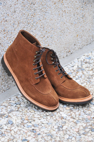 Grover Boot / Snuff Suede