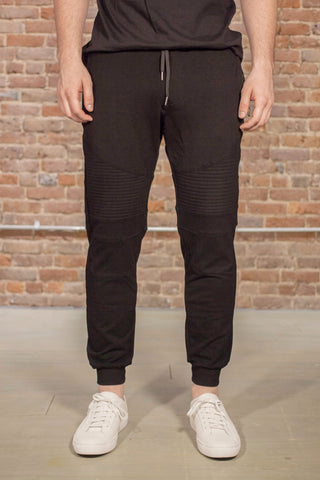 Moto Warm Up Pant / Black