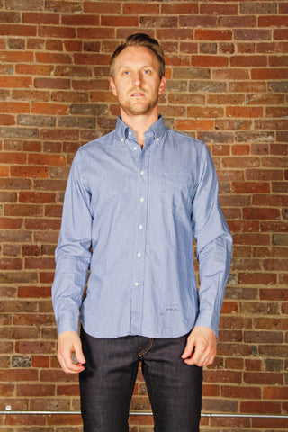 Luxury Indigo Shirt