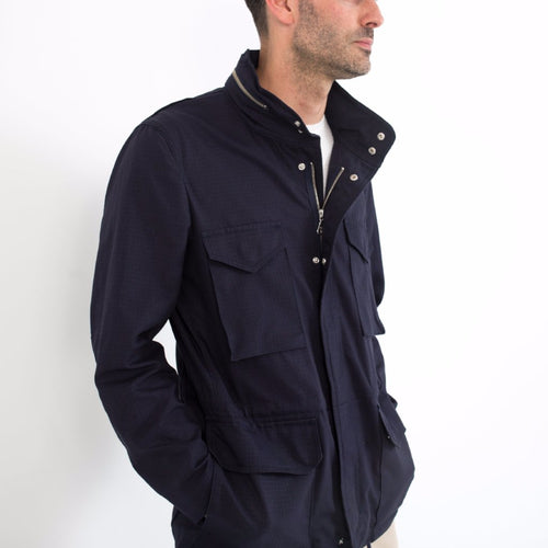 Unlined M65 / Navy Ripstop