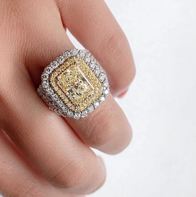 Ask a Jeweler: Is Platinum Better Than White Gold?