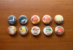 BUTTON SET I