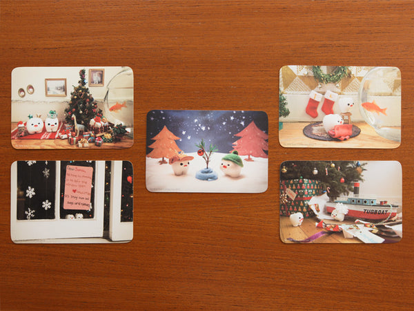 Christmas 2013 Mini Print Set
