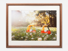 Cruisin' Framed Gallery Print