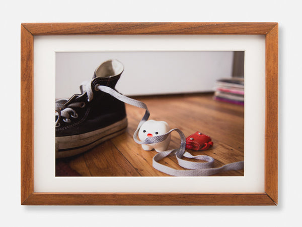 Lardee Do Framed Gallery Print