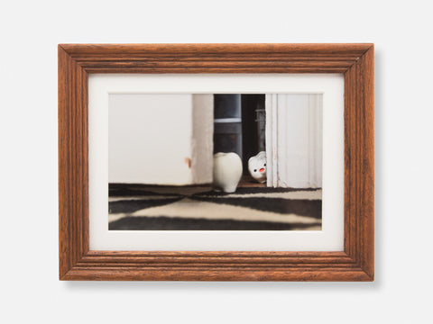 Toof Cleaning Framed Gallery Print