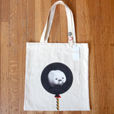 Lardee's Organic Canvas Tote Bag