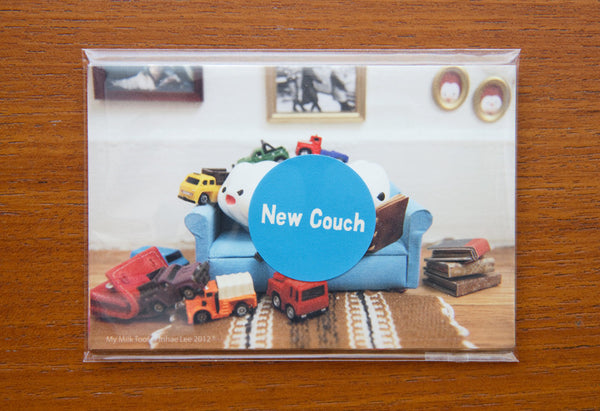 New Couch Mini Print Set