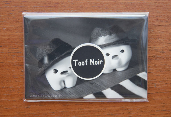 Toof Noir Mini Print Set