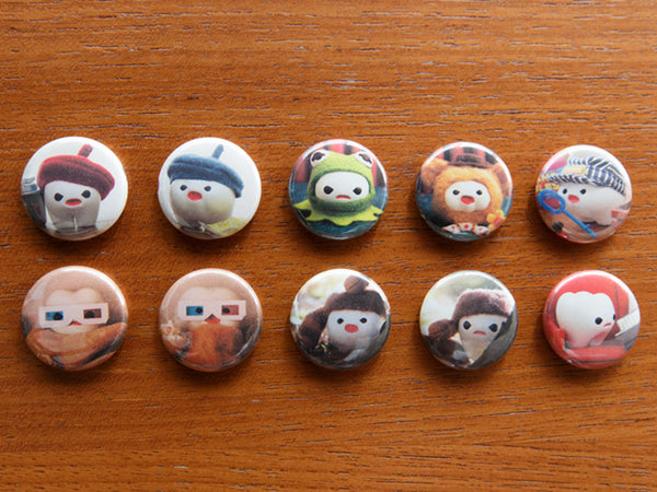 BUTTON SET II