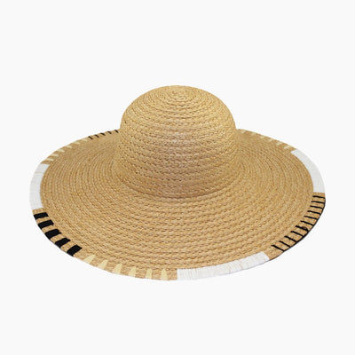 Wide Brim Beach Hat UPF 50+ - Sun50