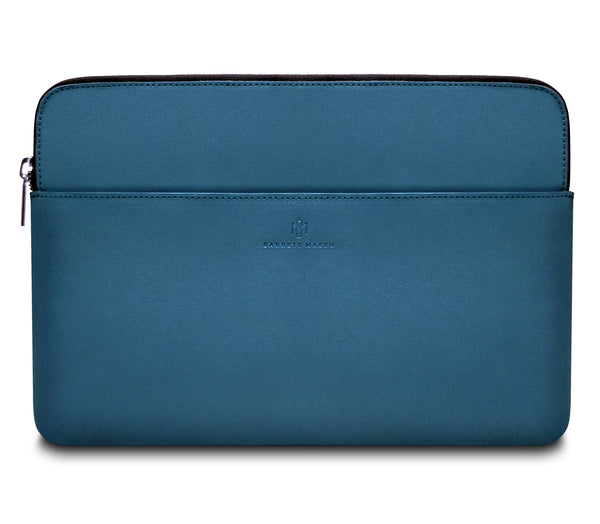 Brisso Blue Laptop Sleeve