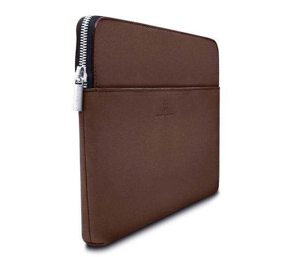 Brisso Brown Laptop Sleeve