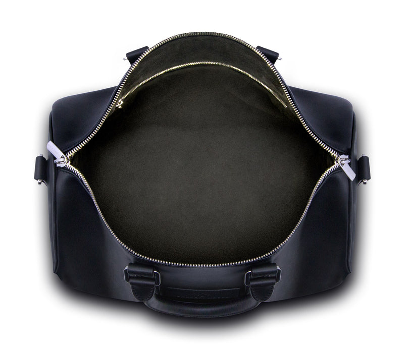 Brisso Black Bag Duffle Bag