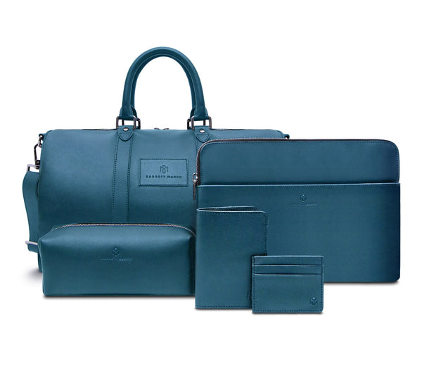 Brisso Blue Travel Set