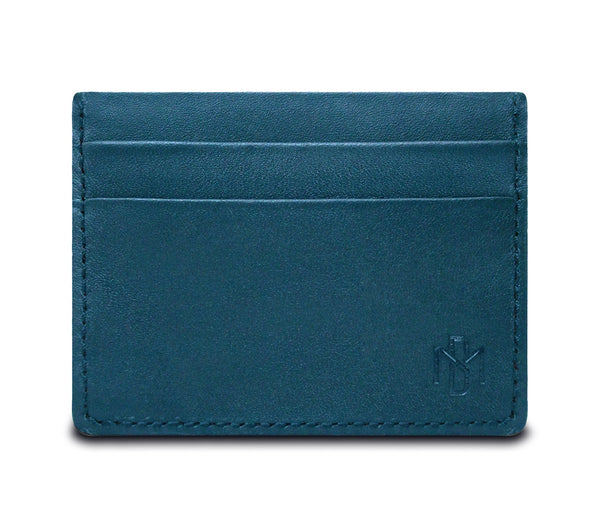 Brisso Blue Card Holder