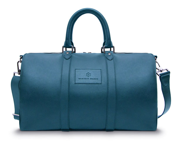 Brisso Blue Duffle Bag
