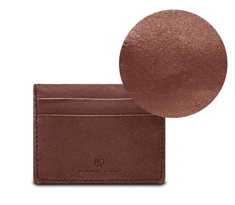 Brisso Brown Card Holder