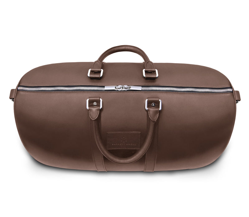 Brisso Brown Duffle Bag