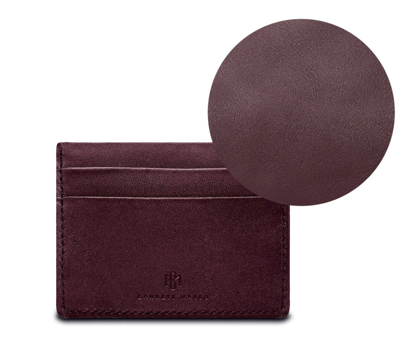 Brisso Wine Card Holder