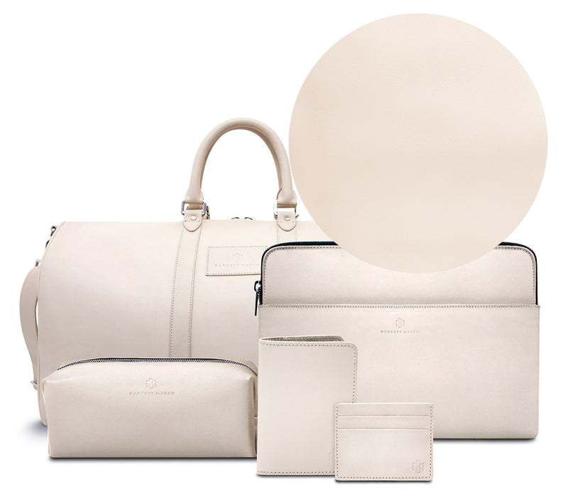 Brisso Off White Travel Set