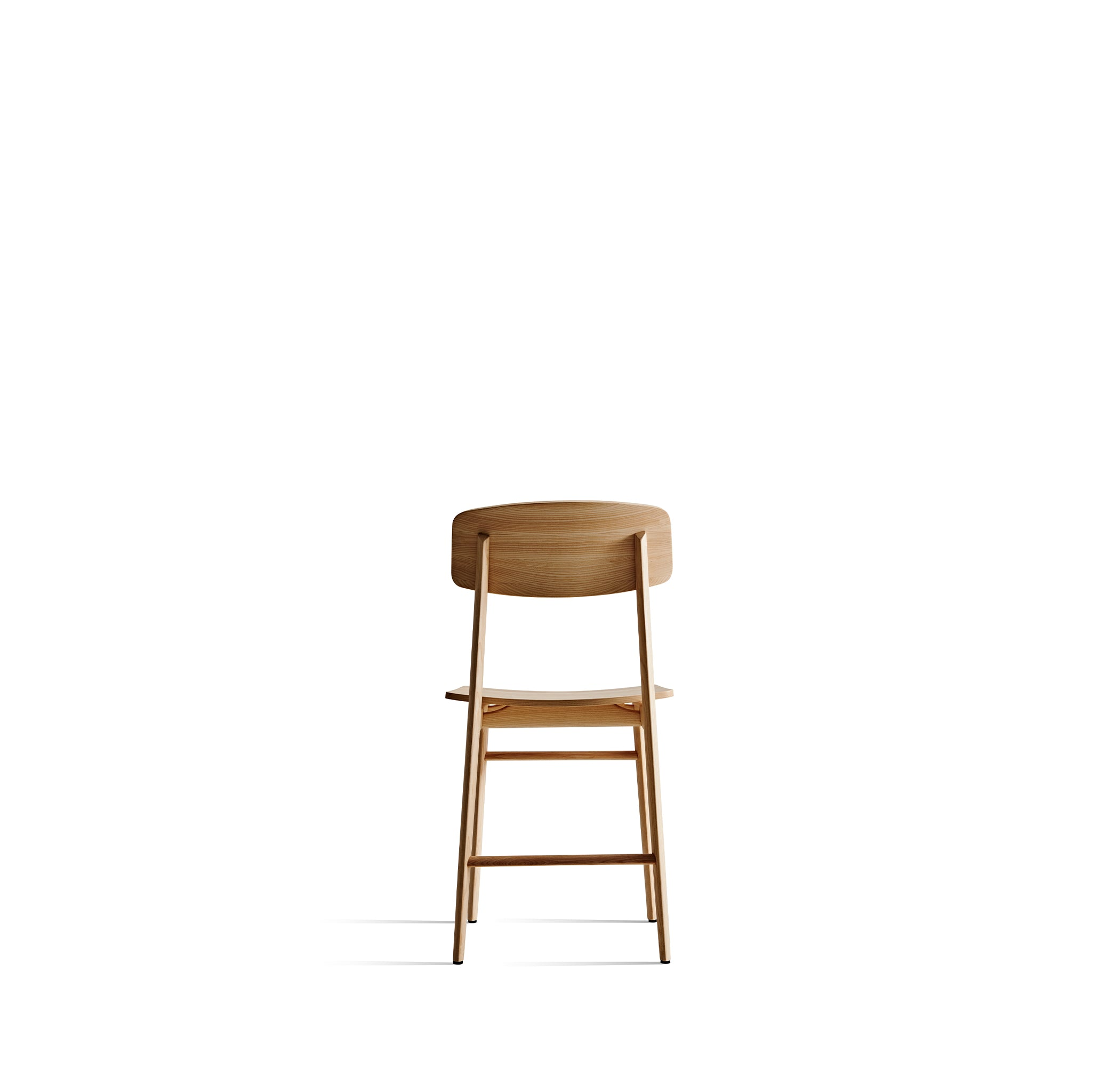 Woody Chair Set of 2