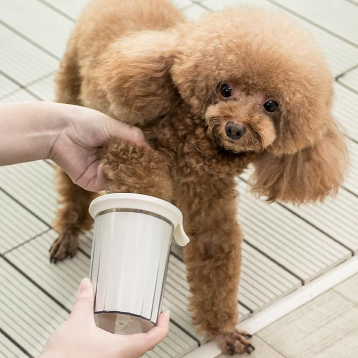 Portable Pet Paw Cleaner Cup - PetNow