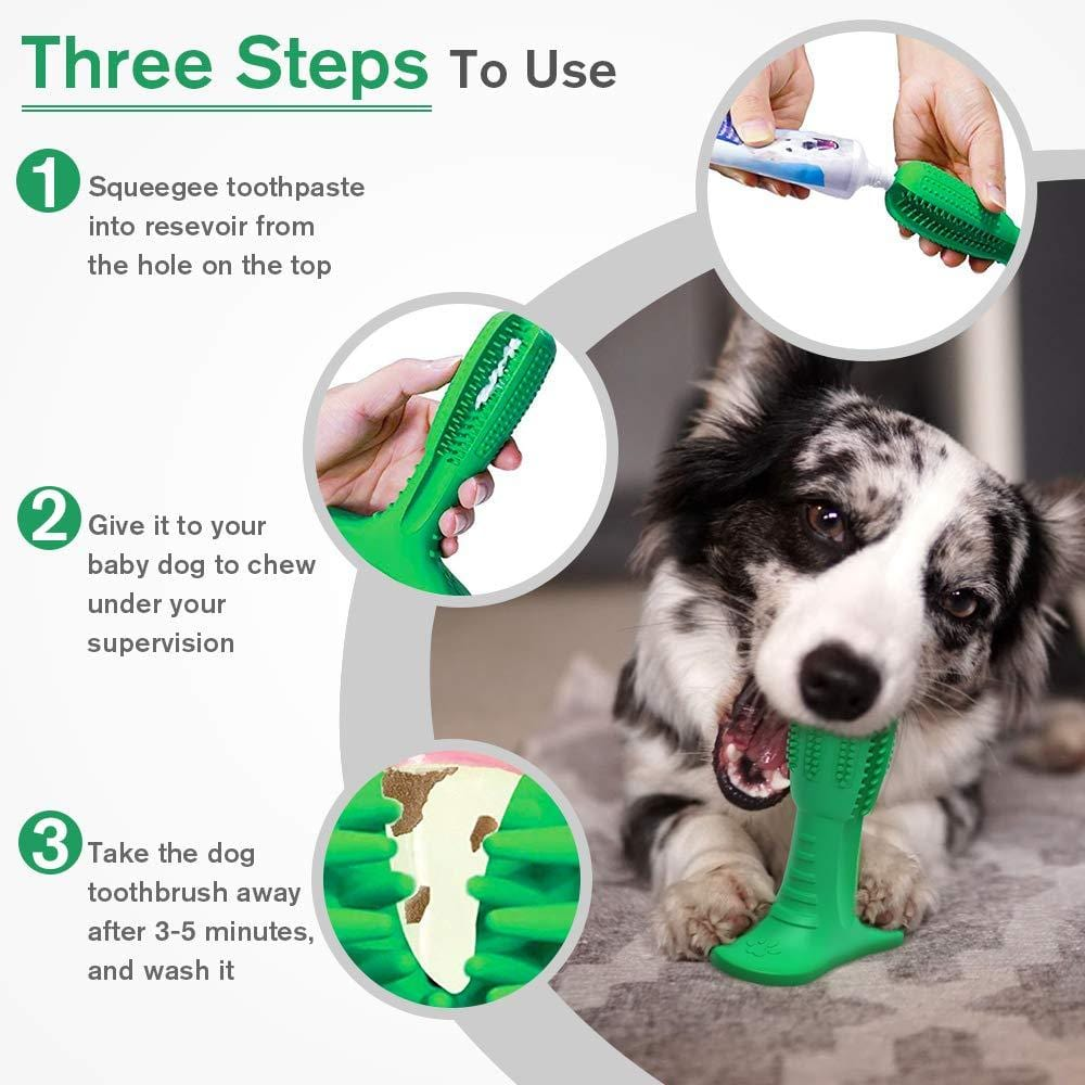 Toothbrush Stick Chew Toys for Dogs - PetNow