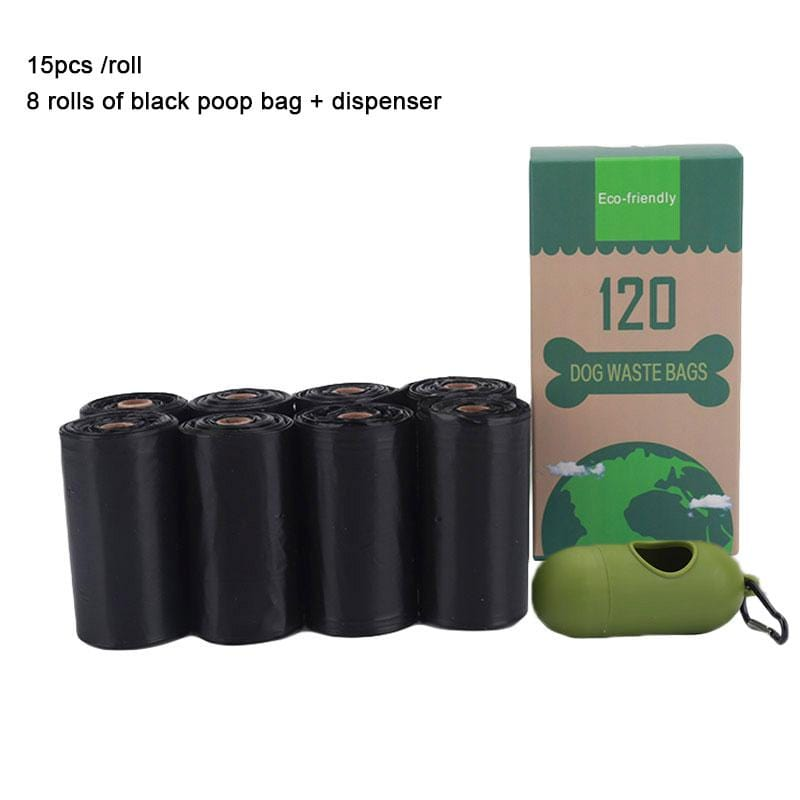 Biodegradable Dog Poop Bags - PetNow