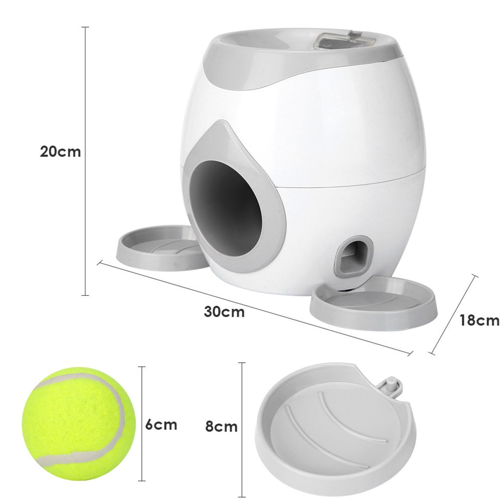 Interactive Automatic Ball Launcher for Dogs - PetNow