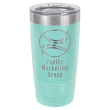 Load image into Gallery viewer, 20 oz. Polar Camel Insulated Ringneck Tumbler