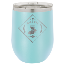 Load image into Gallery viewer, 12 oz. Polar Camel Insulated Wine Tumbler
