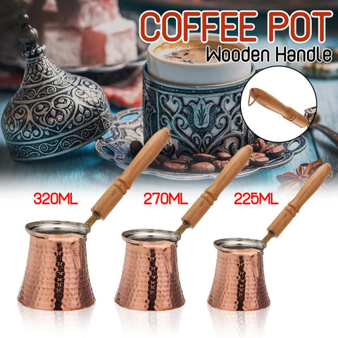 Turkish Traditional Copper Coffee Maker