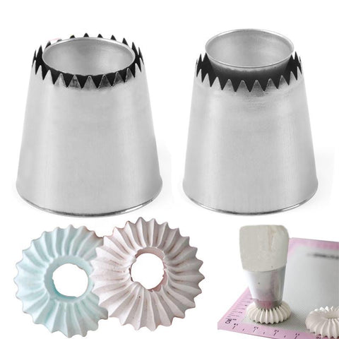 1PC Russian Icing Piping Nozzles