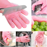 Multifunctional Dishwashing Gloves